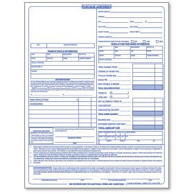 Dealer Bill Of Sale Auto Dealer forms Vehicle Appraisal forms Car Bill Of
