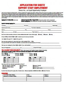 Dennys Job Application form Online Job Applications Online Largest Real Estate Brokerage