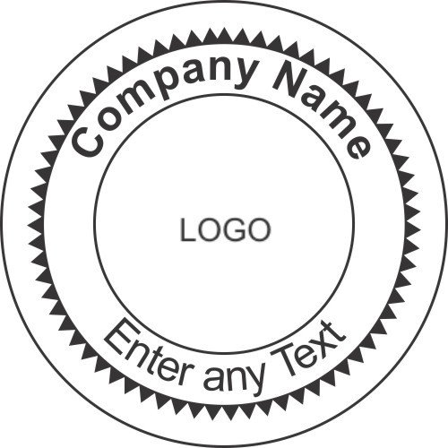 Digital Corporate Seal Template Best S Of Ficial Stamps Templates Free Corporate