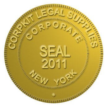 Digital Corporate Seal Template Certorders