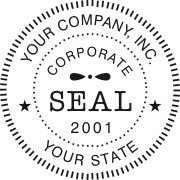 Digital Corporate Seal Template Corporate Digital Seals
