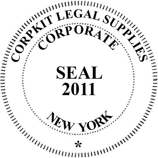 Digital Corporate Seal Template Instant Electronic Digital Pany Seal