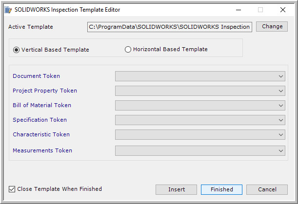 Dimensional Inspection Report Template Customizing solidworks Inspection Reports – Part 2