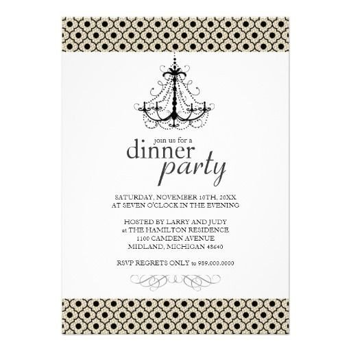 Dinner Party Invitation Templates 9 Best Images About southern Invitations On Pinterest