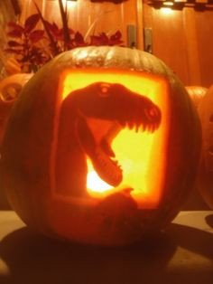 Dinosaur Pumpkin Carving Pattern Dinosaur Pumpkin Carving Patterns Google Search