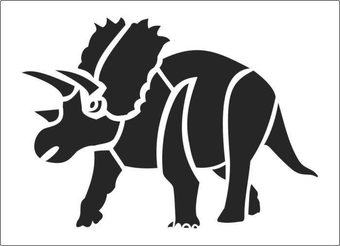 Dinosaur Pumpkin Carving Pattern Favourite Dinosaur Stencil to Online
