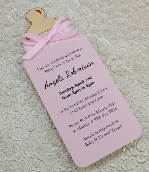 Diy Baby Shower Invitation Templates 25 Best Ideas About Baby Shower Invitations On Pinterest