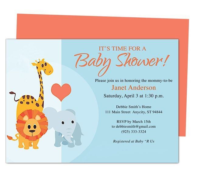 Diy Baby Shower Invitation Templates 42 Best Baby Shower Invitation Templates Images On