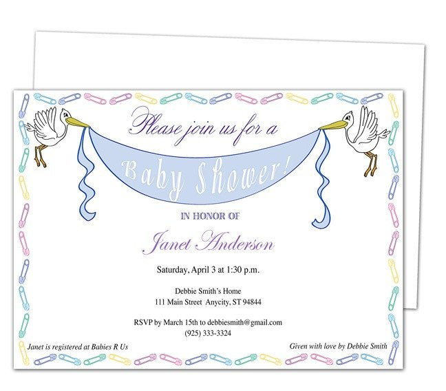 Diy Baby Shower Invitation Templates 42 Best Images About Baby Shower Invitation Templates On