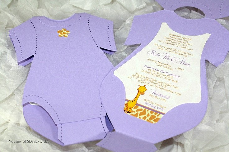 Diy Baby Shower Invitation Templates top 10 Creative Diy Baby Shower Invitation Ideas