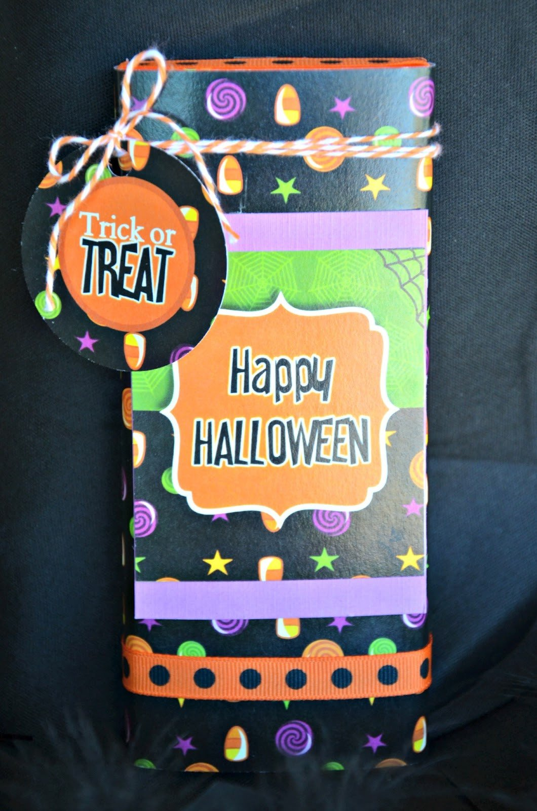 Diy Candy Bar Wrappers Diy Halloween Candy Bar Wrappers Party Ideas