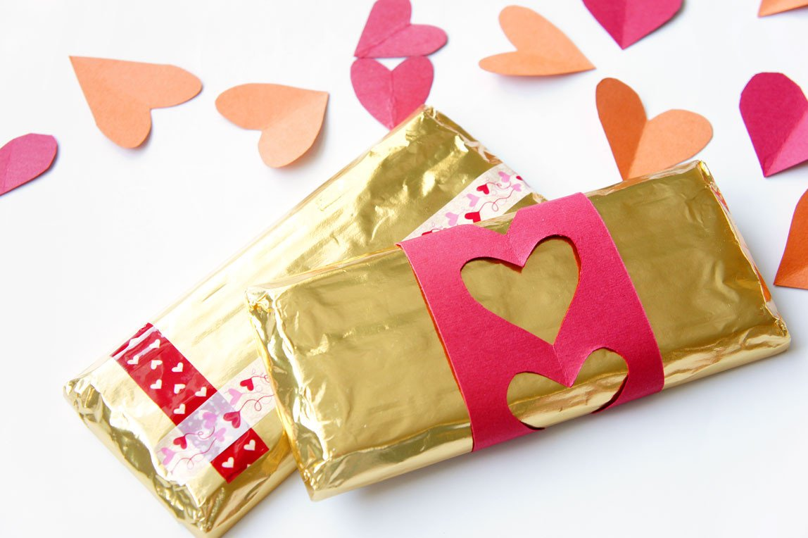 Diy Candy Bar Wrappers I D L E W I F E Diy Chocolate Bar Wrappers