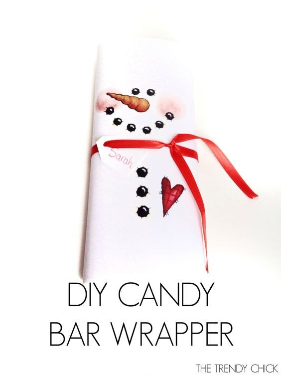 Diy Candy Bar Wrappers Pinterest • the World's Catalog Of Ideas