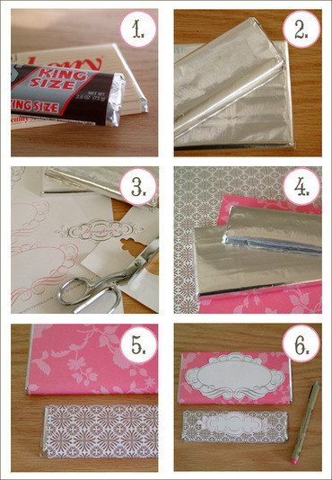 Diy Candy Bar Wrappers Printable Candy Bar Wrappers and they Re Free