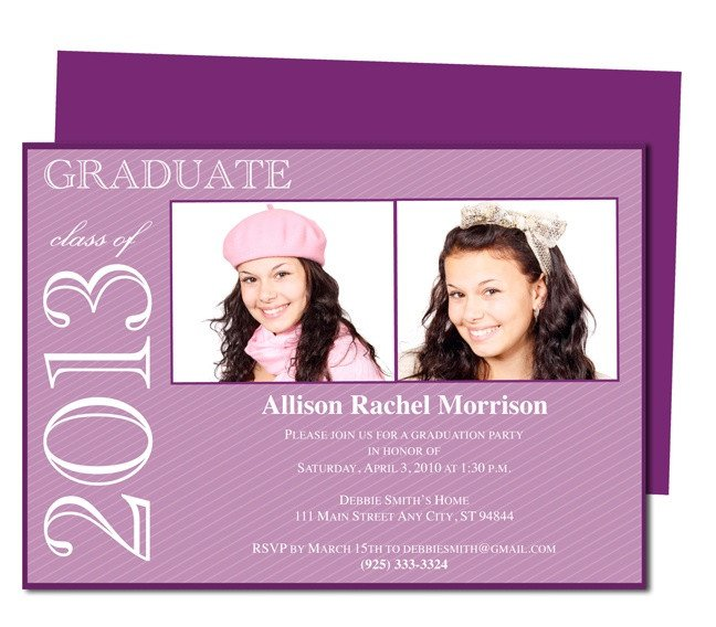 Diy Graduation Announcements Templates Free Best 46 Printable Diy Graduation Announcements Templates