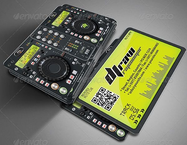 Dj Business Card Template Image Result for Cool Ideas for Business Cards Dj
