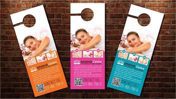 Door Hanger Template Psd 7 Sample Healthcare Door Hangers Psd Vector Eps