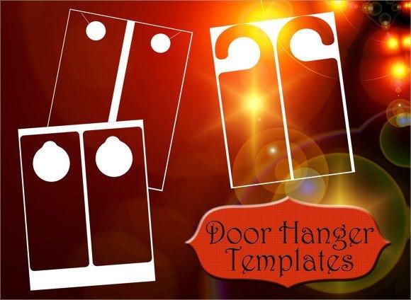 Door Hanger Template Psd 8 Sample Banking and Financial Door Hangers Psd Vector