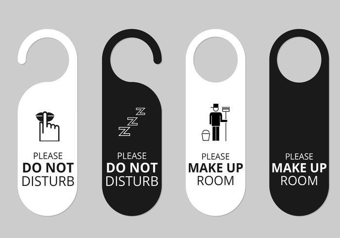 Door Hanger Template Psd Hotel Door Hanger Tags Psd Set Free Shop Brushes at