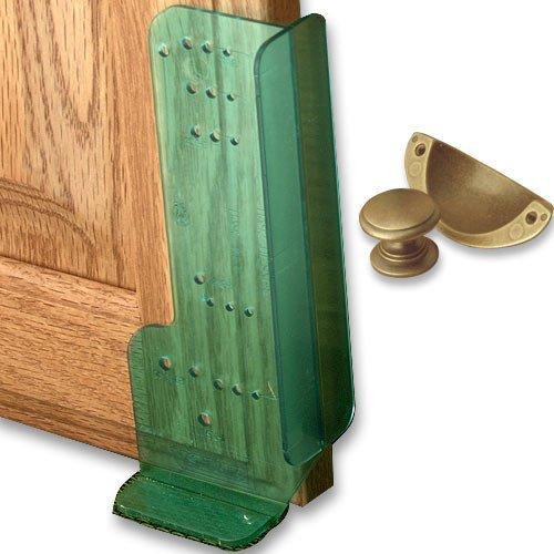 Door Knob Drill Template Handle & Knob Jigs Perfect Mount Hardware Template