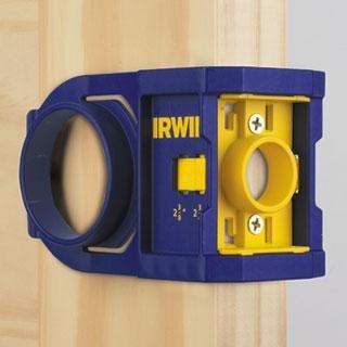 Door Knob Drill Template Wood Door Lock Installation Kits tools Irwin tools