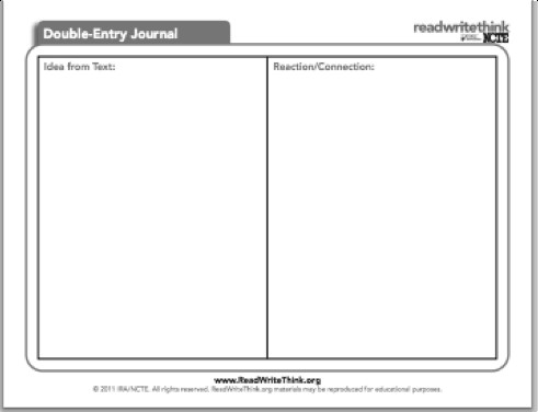 Double Entry Journal Template Double Entry Journal Template – Kandkproperties