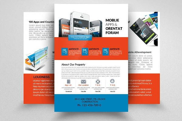 Double Sided Brochure Template 12 Double Sided Flyer Templates Word Psd Ai Eps