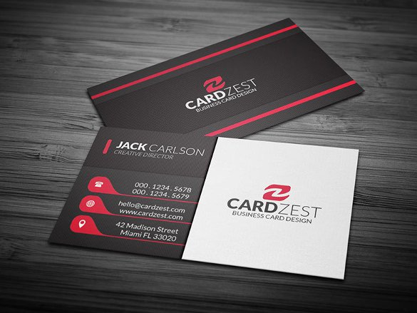 Download Business Cards Templates 25 Free Business Cards – Free Word Pdf Psd format
