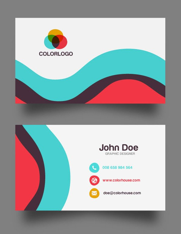 Download Business Cards Templates 30 Free Business Card Psd Templates & Mockups