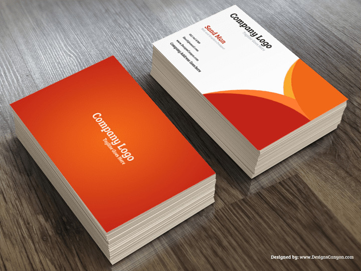 Download Business Cards Templates Creative Psd Business Card Template Free Download