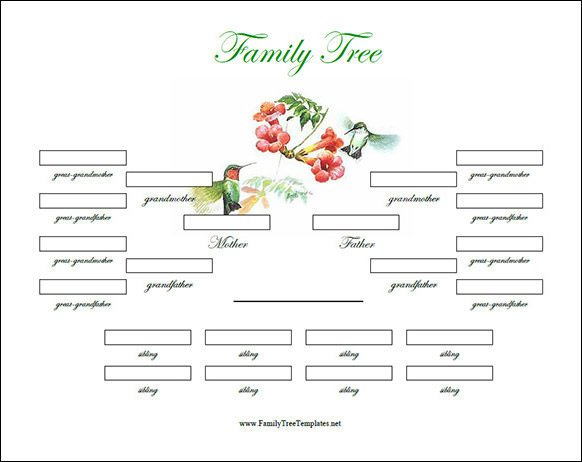 Download Family Tree Template Family Tree Template 29 Download Free Documents In Pdf