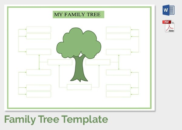 Download Family Tree Template Family Tree Template 37 Free Printable Word Excel Pdf