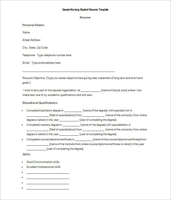 Downloadable Resume Templates Word 34 Microsoft Resume Templates Doc Pdf