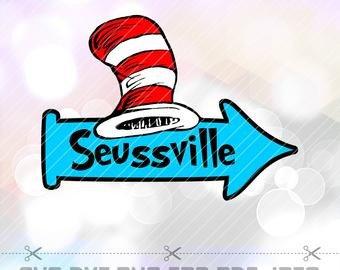 Dr Seuss Arrows Free Printables Seussville