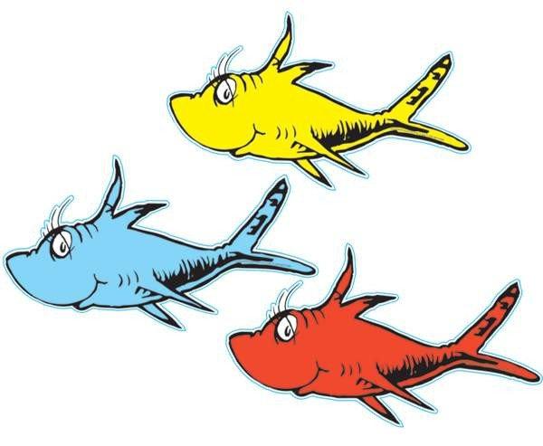 Dr Seuss Fish Template E Fish Two Fish Dr Seuss Clipart Free Clip Art Images
