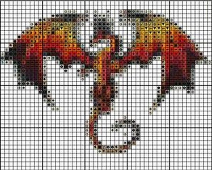 Dragon Pixel Art Grid 25 Best Images About Dragon Pixel Art Hama Stitch On