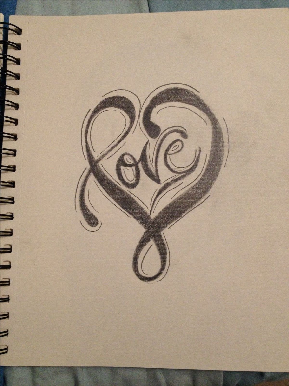 Drawing Pictures Of Love Easy Love Drawings Drawing Love Imagessketch Teen