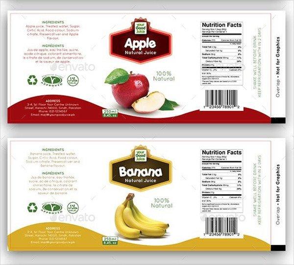 E Juice Bottle Label Template 17 Bottle Label Templates Free Psd Ai Eps format