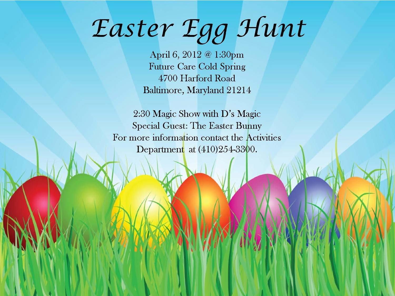 Easter Egg Hunt Flyer Hamilton Lauraville Main Street News Easter Egg Hunt at