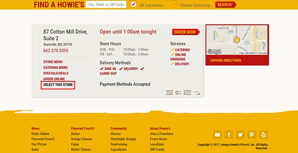 Easy Pickins Job Application Hungry Howies Web 3