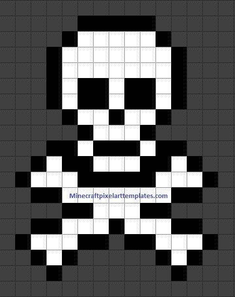 Easy Pixel Art Grid 757 Best Minecraft Pixel Art Ideas Images On Pinterest
