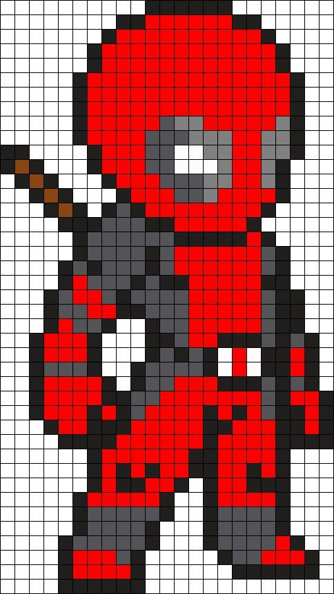Easy Pixel Art Grid Minecraft Pixel Art Ideas Templates Creations Easy Anime