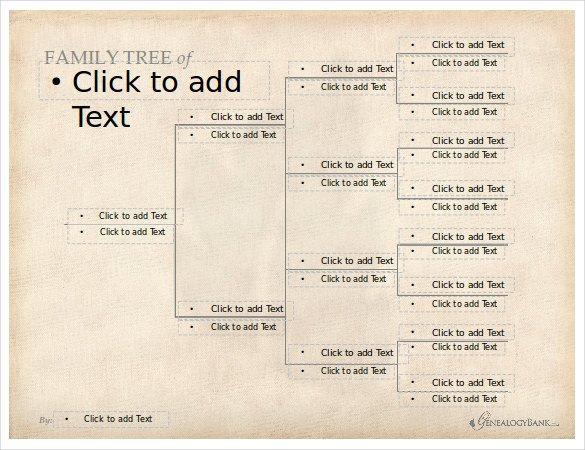 Editable Family Tree Template 8 Powerpoint Family Tree Templates Pdf Doc Ppt Xls