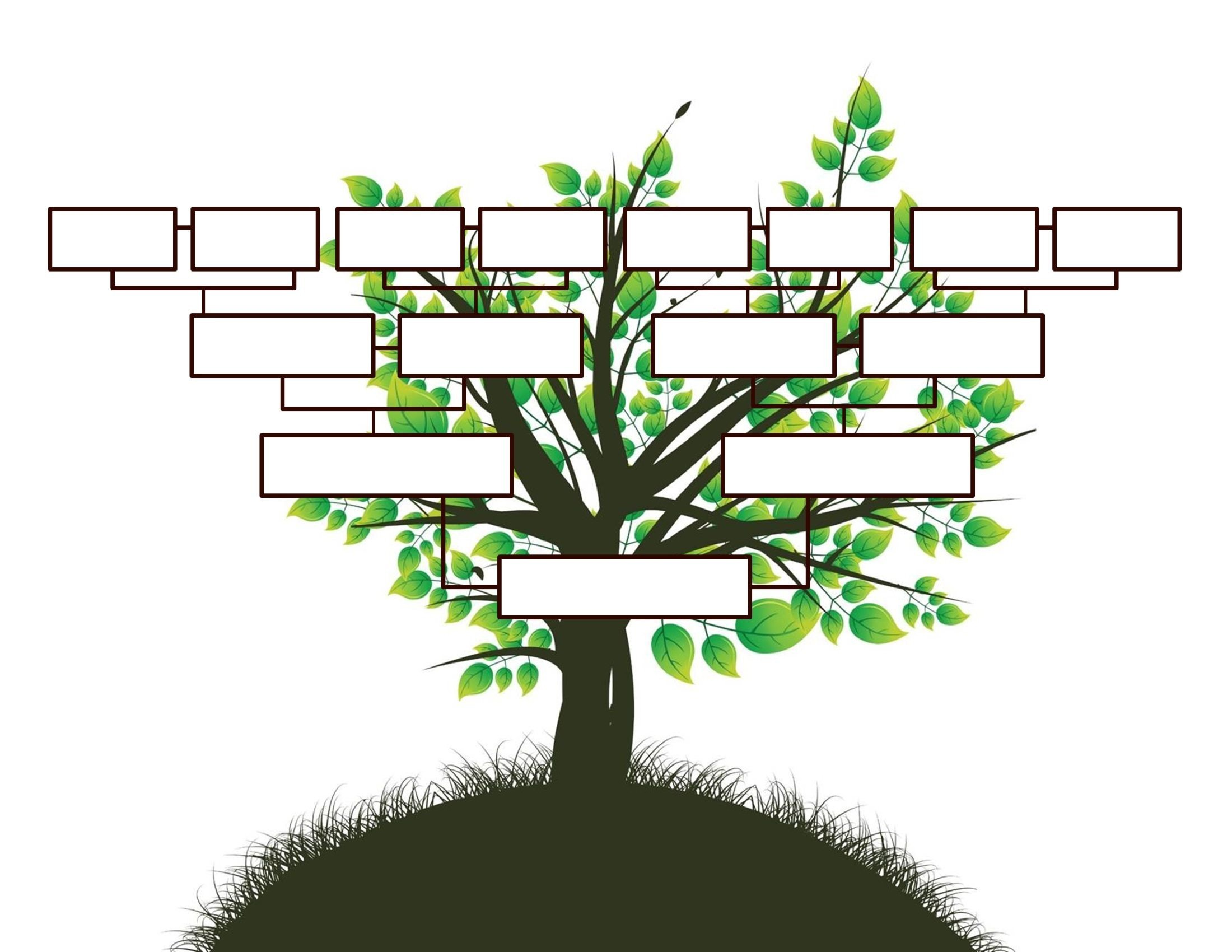 Editable Family Tree Template Free Editable Family Tree Template Daily Roabox