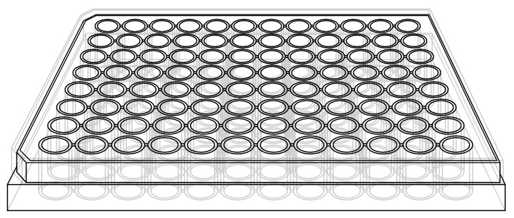 Elisa Plate Template 96 Well Plate Template