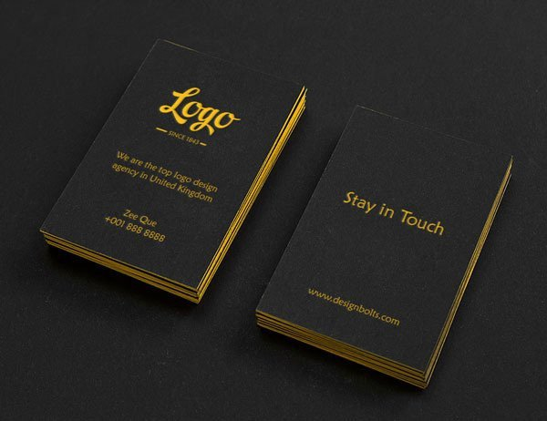 Embossed Business Card Mockup 115 High Quality Free Psd Business Card Mock Ups
