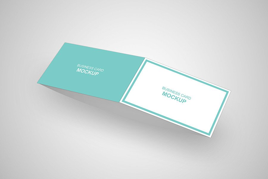 Embossed Business Card Mockup Embossed Business Card Mockup Free Psd