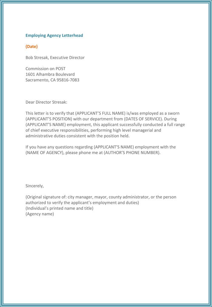 Employee Verification Letter Template 5 Employment Verification form Templates to Hire Best Employee