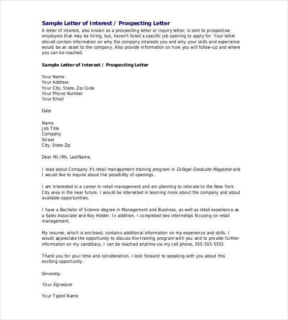 Employment Letter Of Intent 31 Letter Of Intent for A Job Templates Pdf Doc