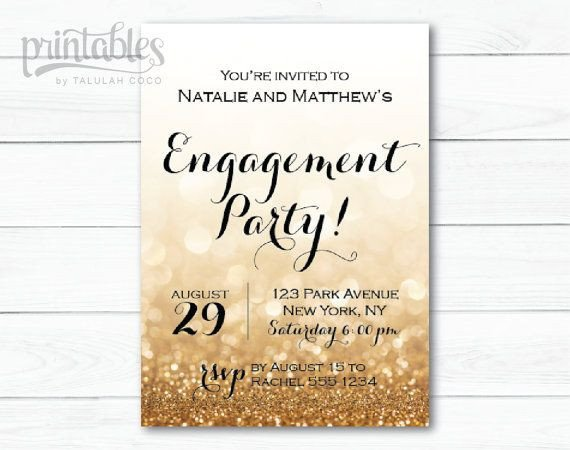 Engagement Party Invitation Templates 25 Best Ideas About Engagement Invitation Template On